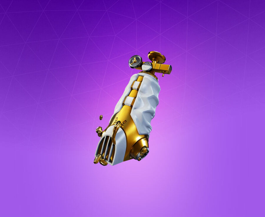 Double Agent Ooze Unit Back Bling