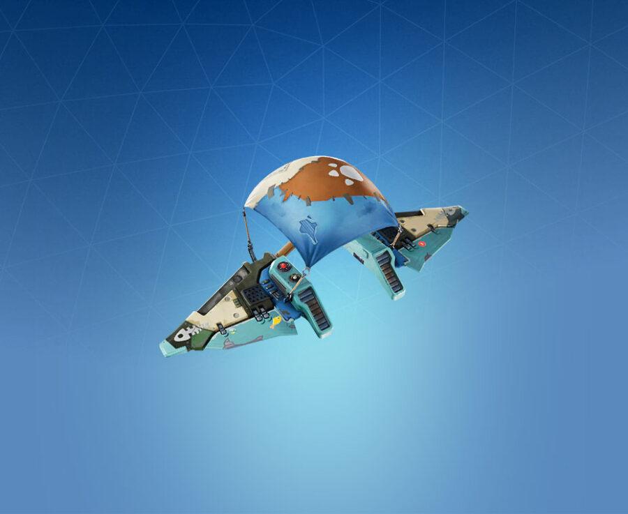 Fishy Flier Glider