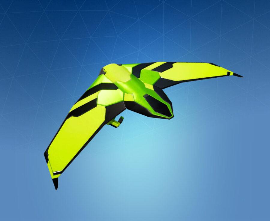 Green Eagle Glider