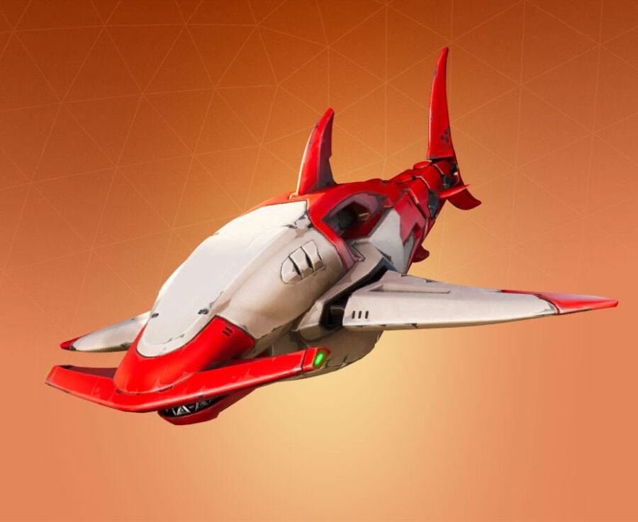 Sail Shark Glider