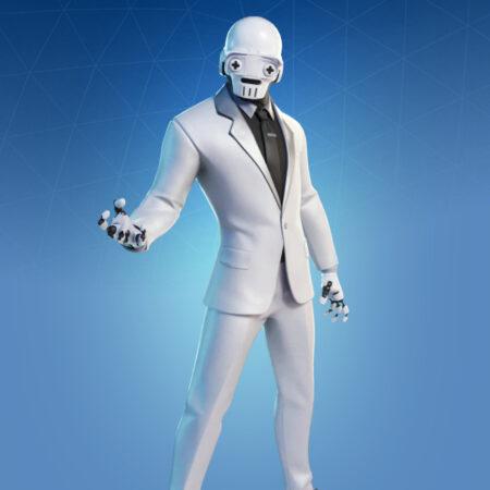 Ghost Enforcer skin