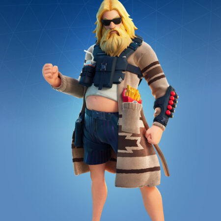 Relaxed Fit Jonesy skin