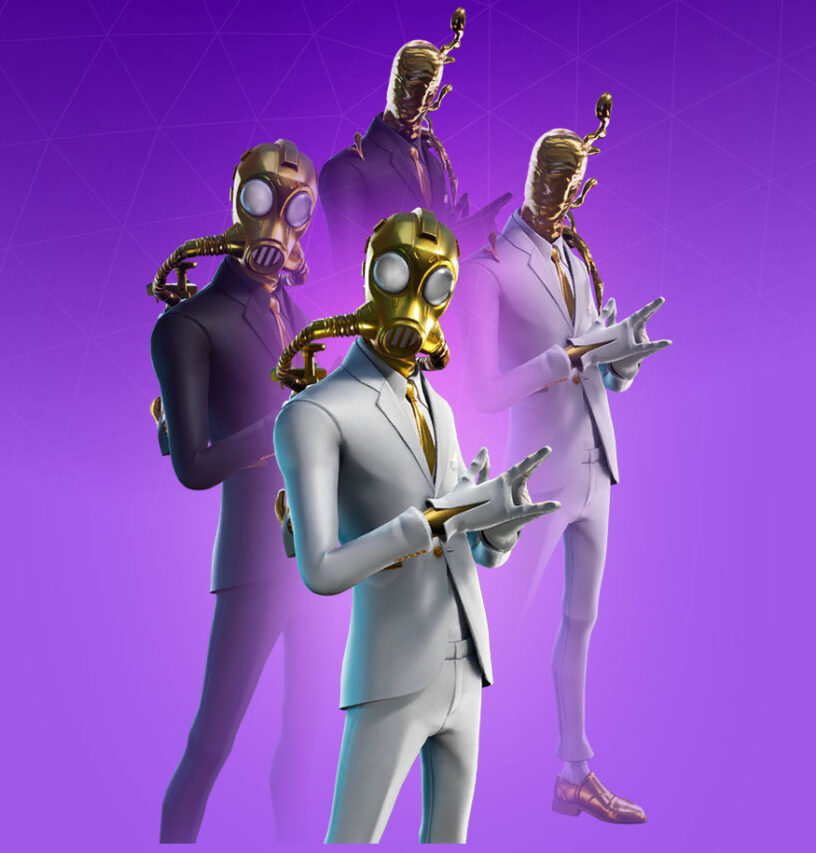Chaos Double Agent Skin