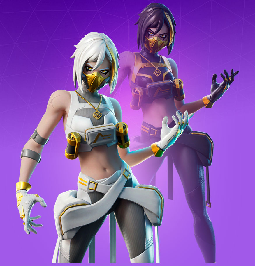 Fortnite Double Agent Hush Skin Character Png Images Pro Game Guides