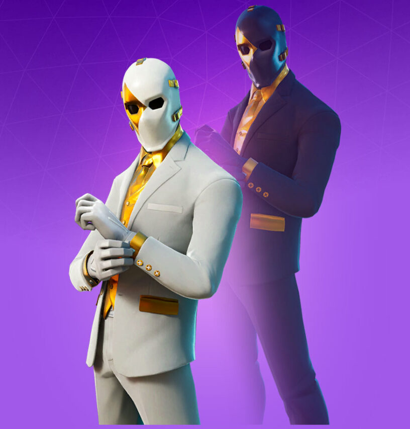 Double Agent Wildcard Skin