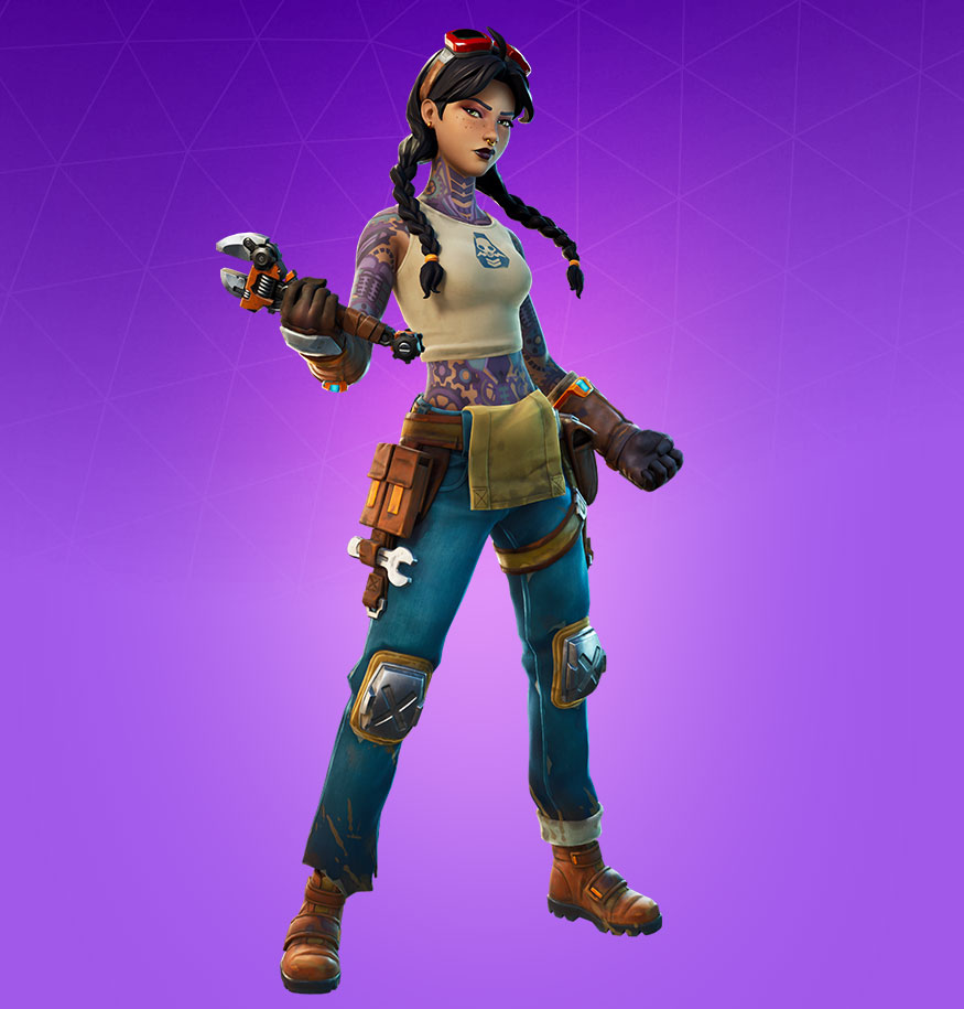 Fortnite outfit jules