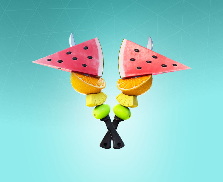 Fruit Punchers Harvesting Tool