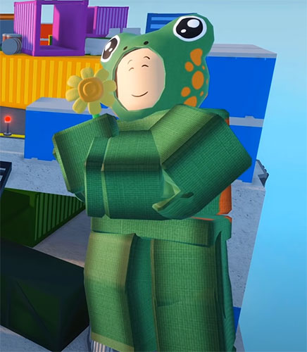 Roblox Commando Frog How To Get The Froggy Skin In Arsenal Pro Game Guides
