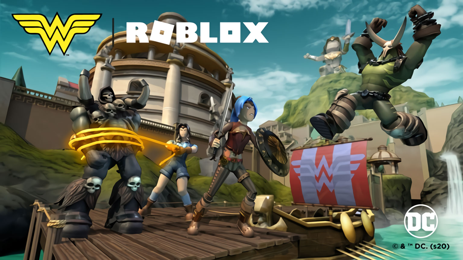 Is the Roblox Wonder Woman Event coming back? - Pro Game Guides