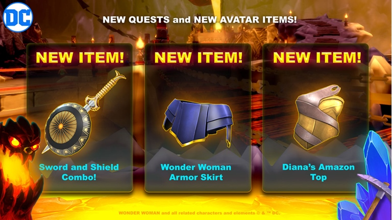 the 10 best gear items on roblox Roblox Wonder Woman Event Guide How To Complete Quests Pro Game Guides