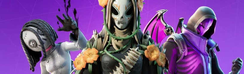 Halloween 2020 πότε είναι Fortnite Halloween Skins (2020)   All Years & Full List!   Pro