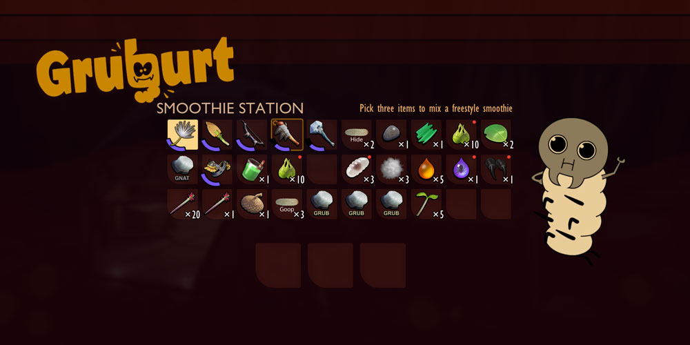 All Smoothie Recipes In Grounded Pro Game Guides