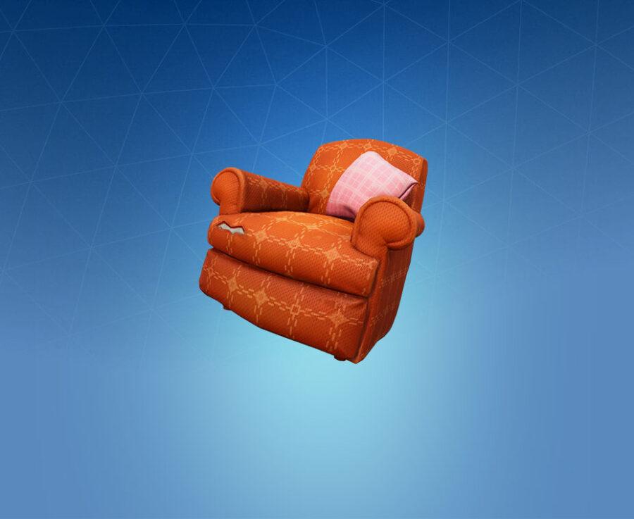 Chair Back Bling