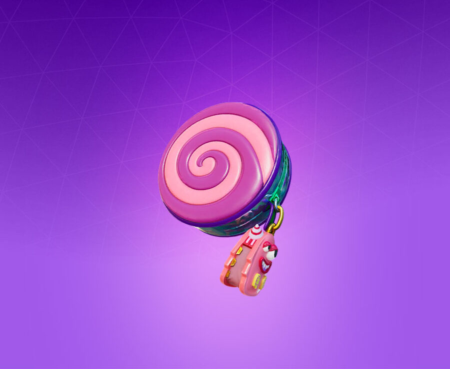 Sour Swirl Back Bling