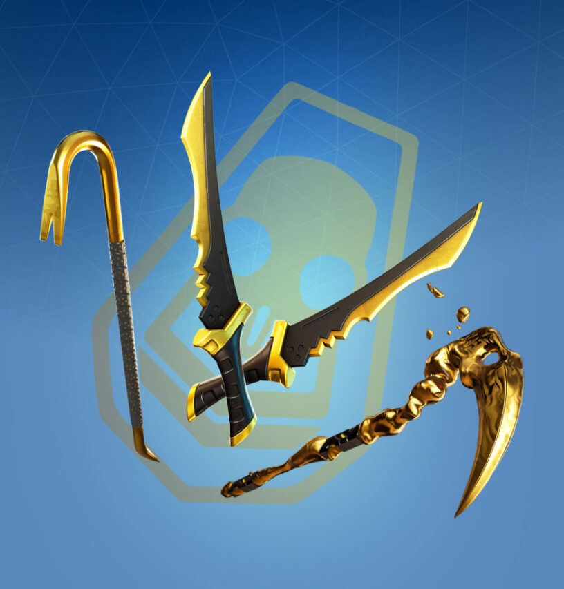 Shadow Pickaxe Pack Bundle
