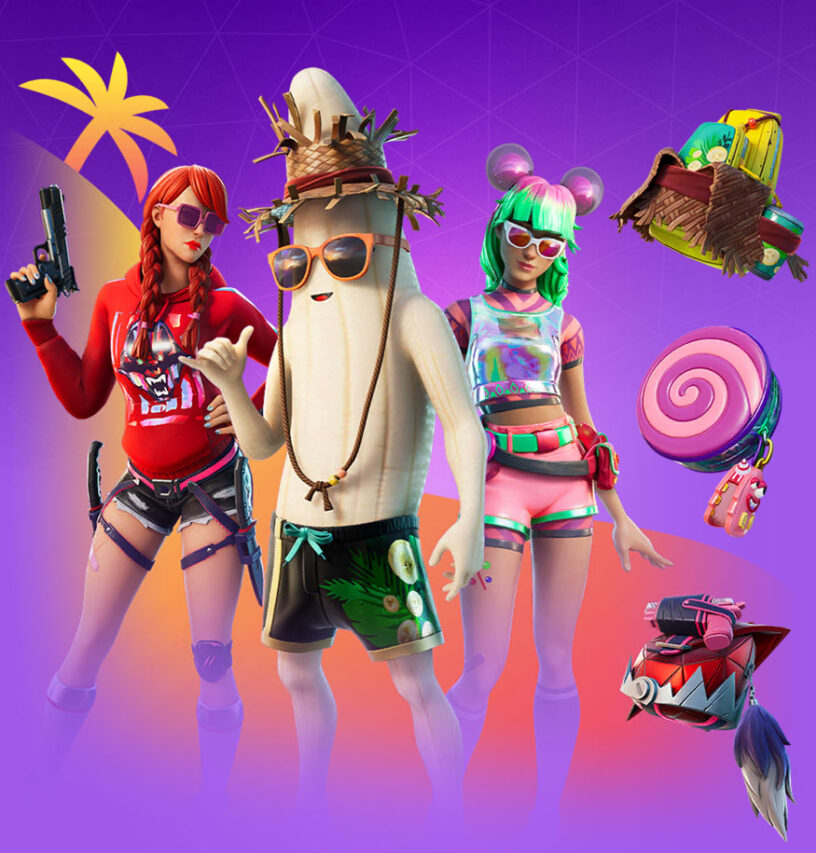 Summer Legends Pack Bundle