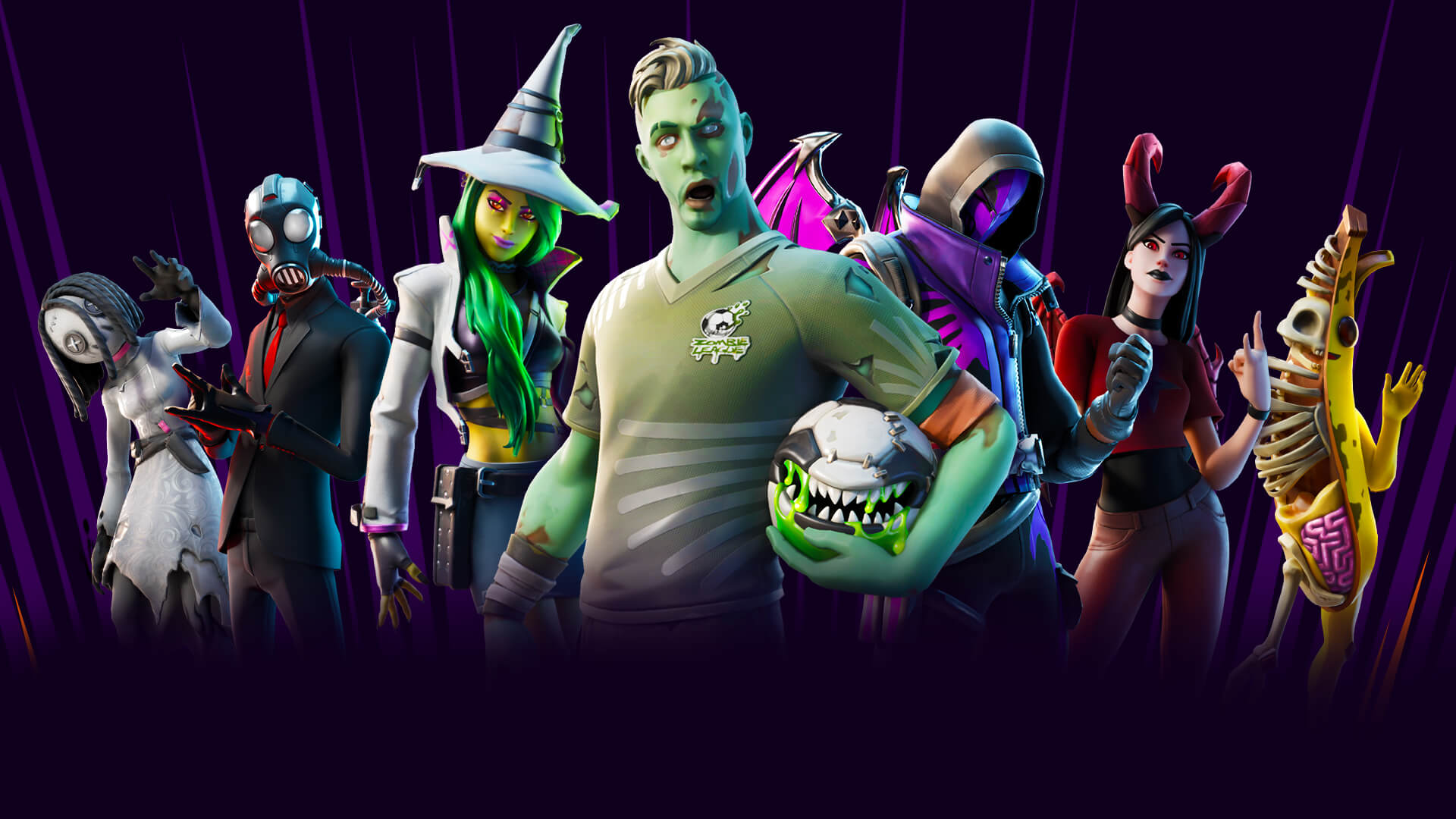 Fortnite Halloween Skins 2020 All Years Full List Pro Game Guides