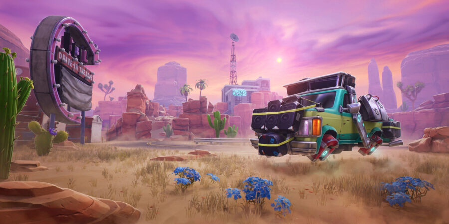 Hit The Road Loading Screen