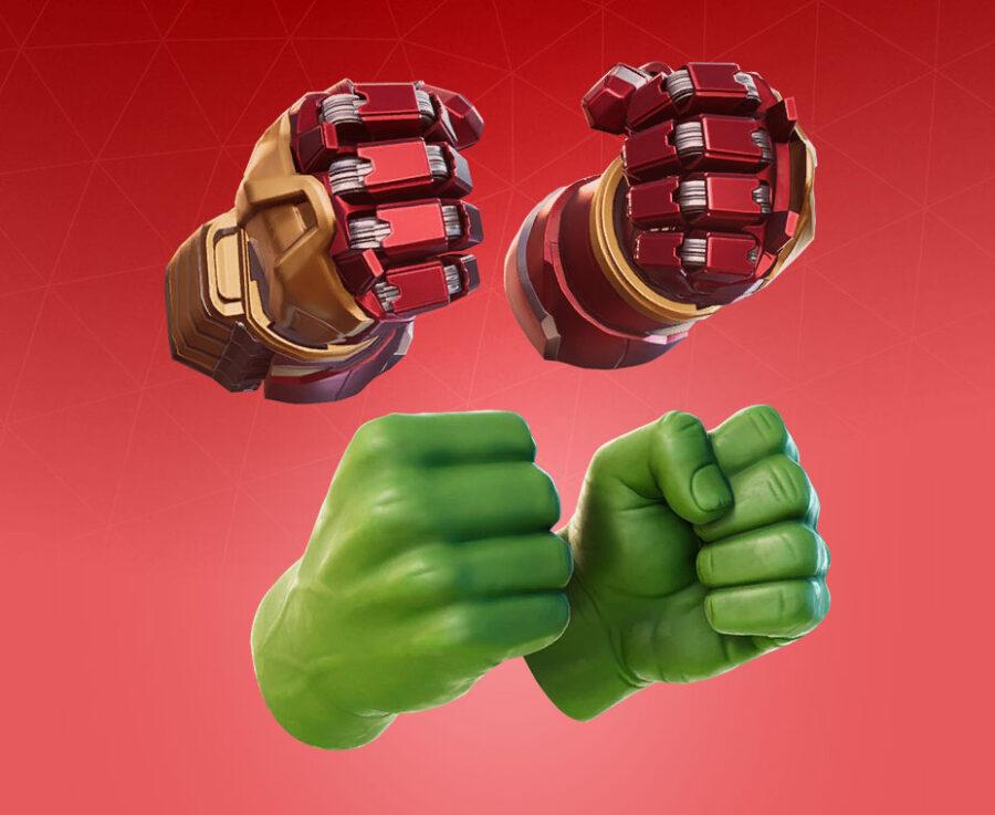 Hulk Smashers Harvesting Tool