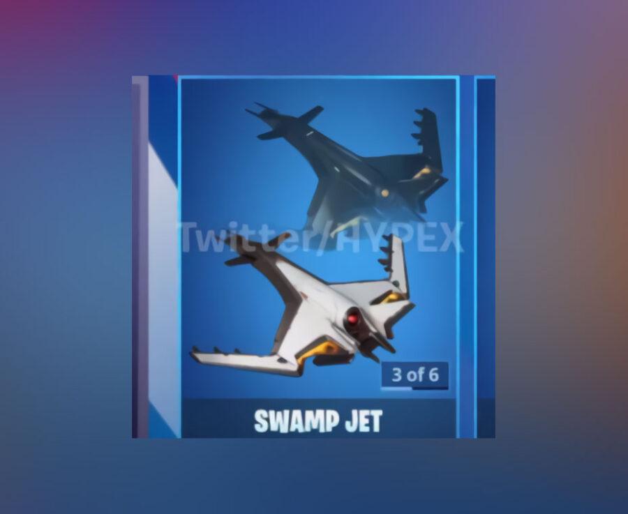 Swamp Jet Glider