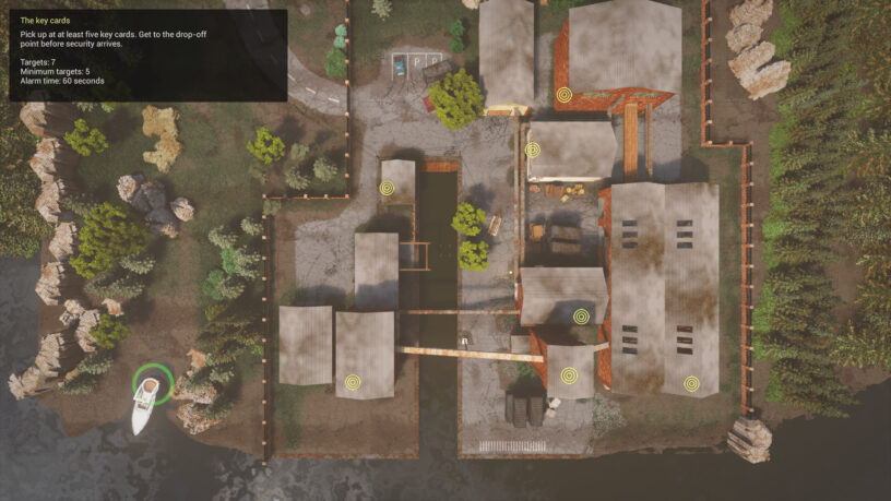 Teardown Map