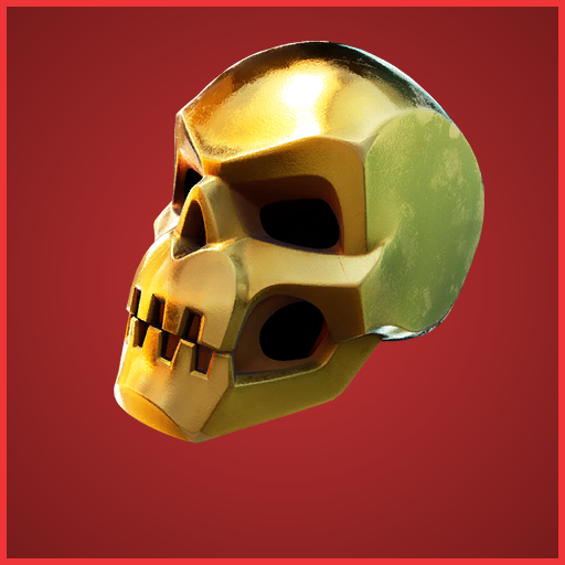 Mystique's Skull Back Bling