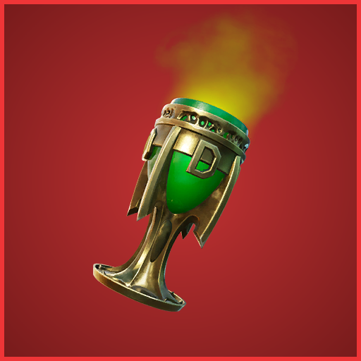 Doom Chalice Back Bling