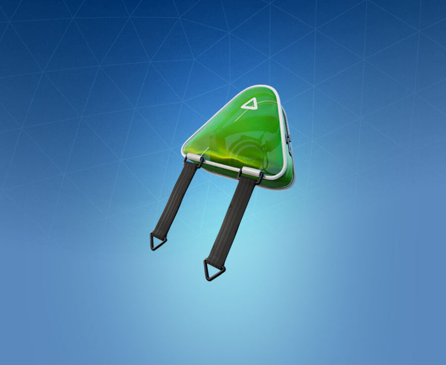 Angular Chic Back Bling