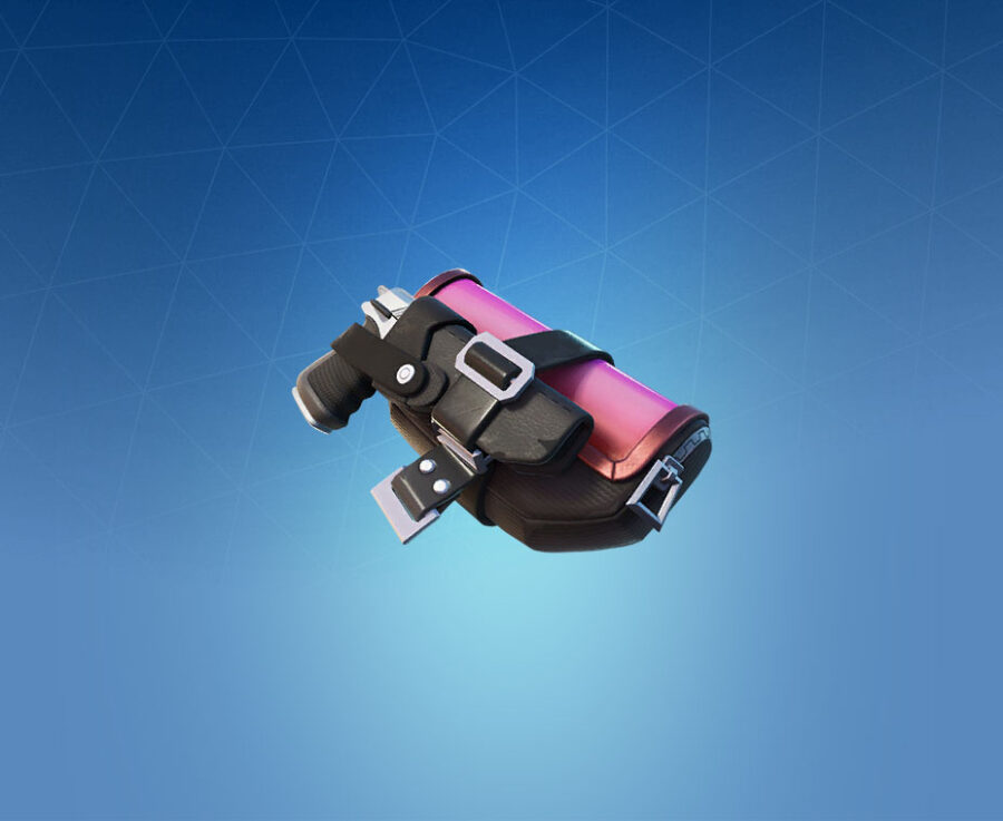 Haute Holster Back Bling