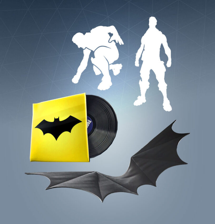 Batman Gear Bundle Bundle