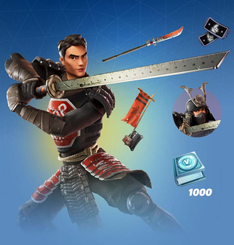 Samurai Scrapper Pack Bundle