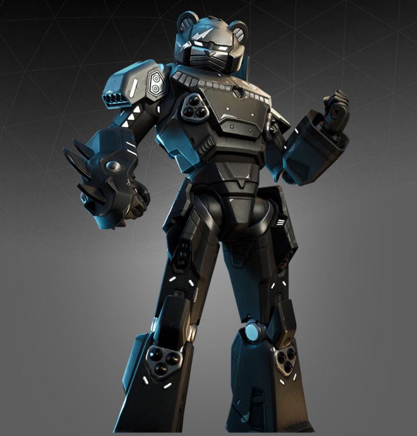 Mecha Team Shadow Skin