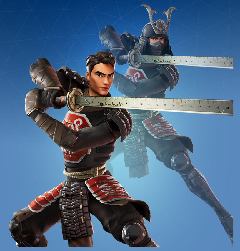 Samurai Scrapper Skin