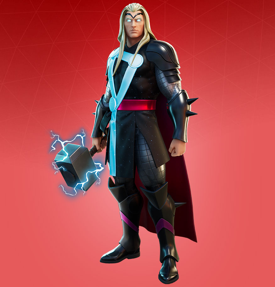 Fortnite Thor Skin Character Png Images Pro Game Guides