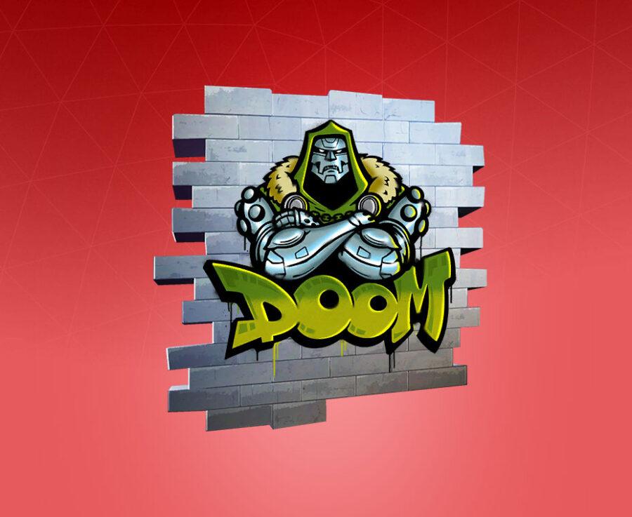 Tag of Doom Spray