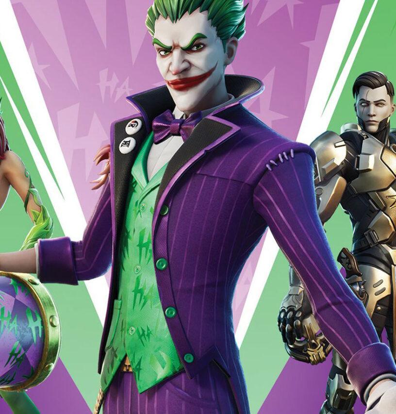 The Joker Skin