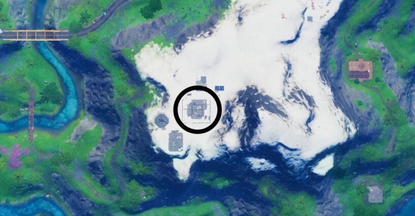 Fortnite Испытания Бури (Грозы)