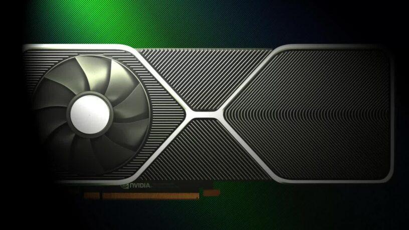 GeForce 3000 RTX Series promo shot
