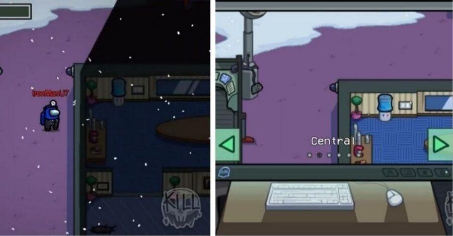 central camera in Polus