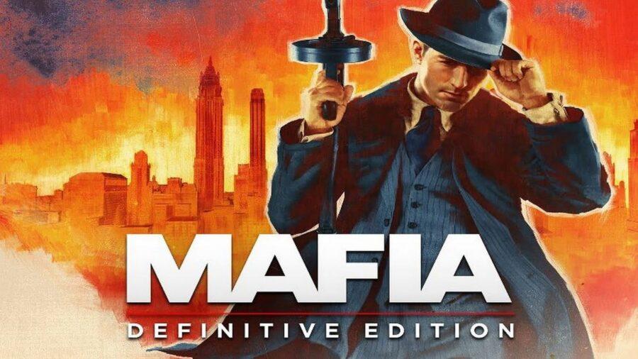 The logo of Mafia: Definitive Edition