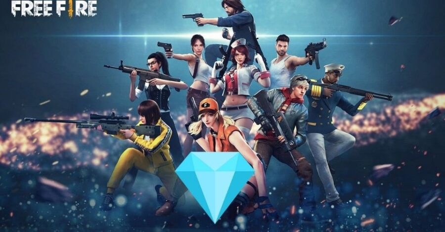 How to earn Diamonds in Free Fire