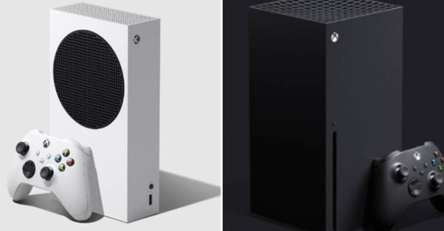 First look at the Xbox S series