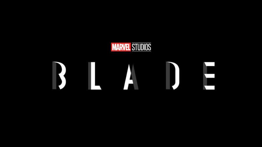 Marvel Blade movie logo