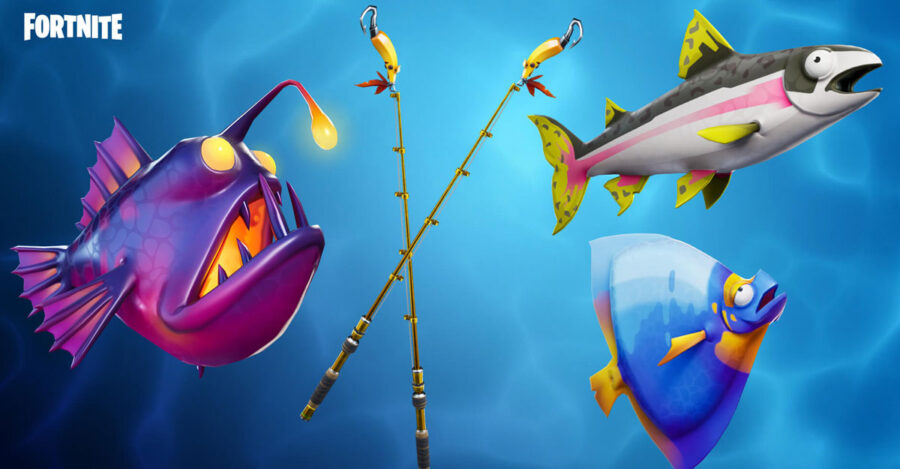 Fortnite featured fishing guide image