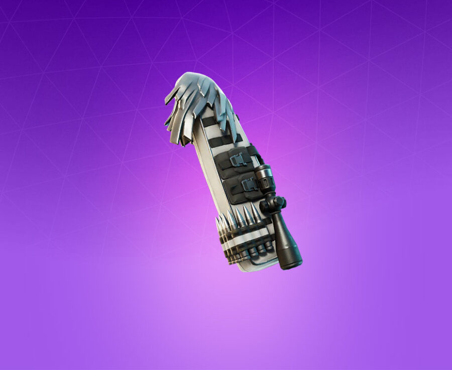 Corrupted Sight Sling Back Bling
