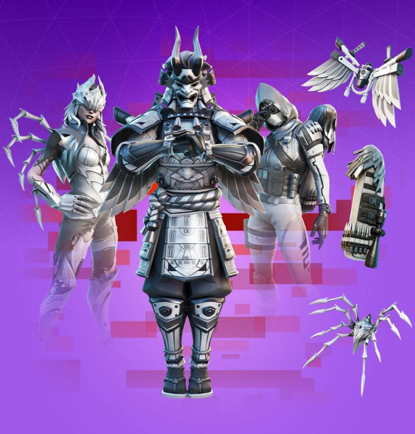 Corrupted Legends Pack Bundle