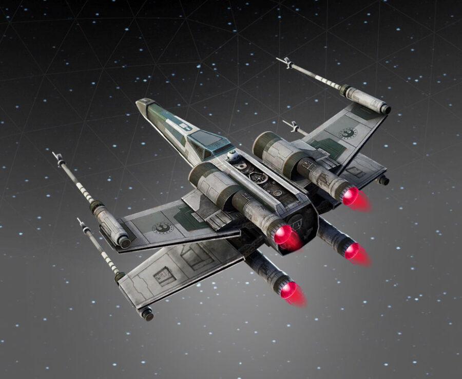 Vanguard Squadron X-Wing Glider