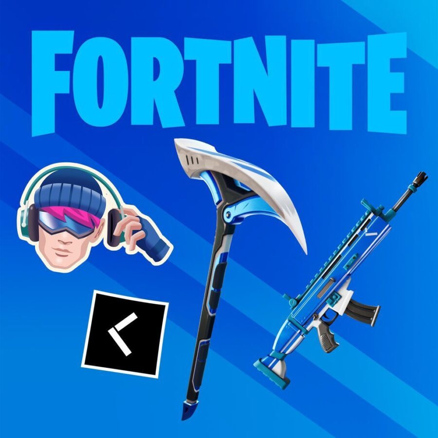 Fortnite September 2020 PlayStation pack cosmetics