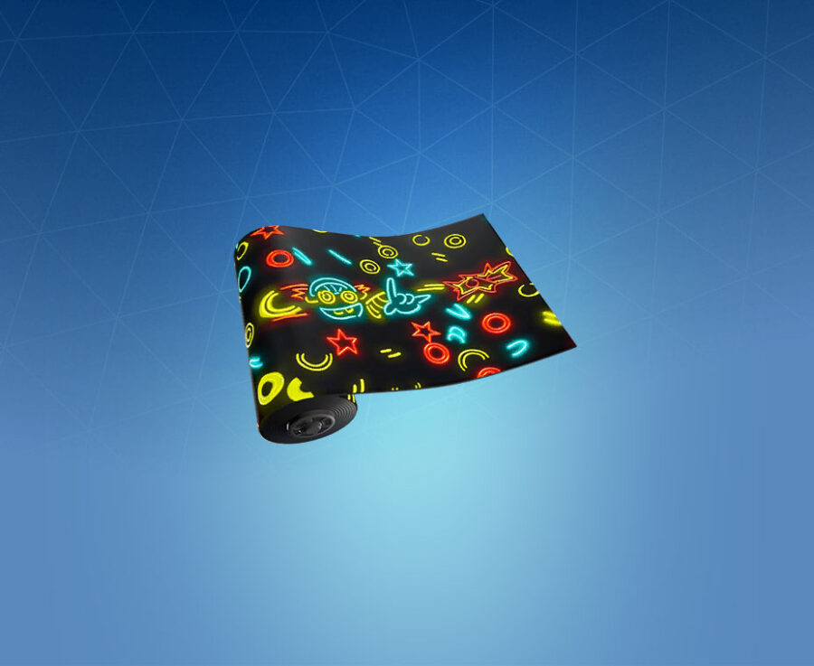 Arcade Kid Wrap