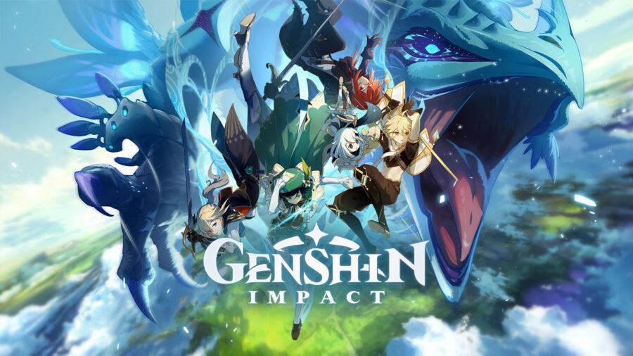 Ukuran Game Genshin Impact